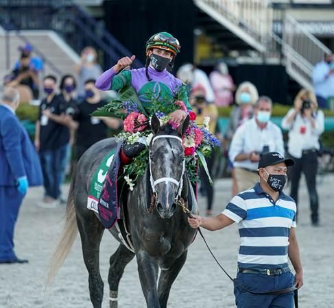 2021 Champion Horse Colonel Liam