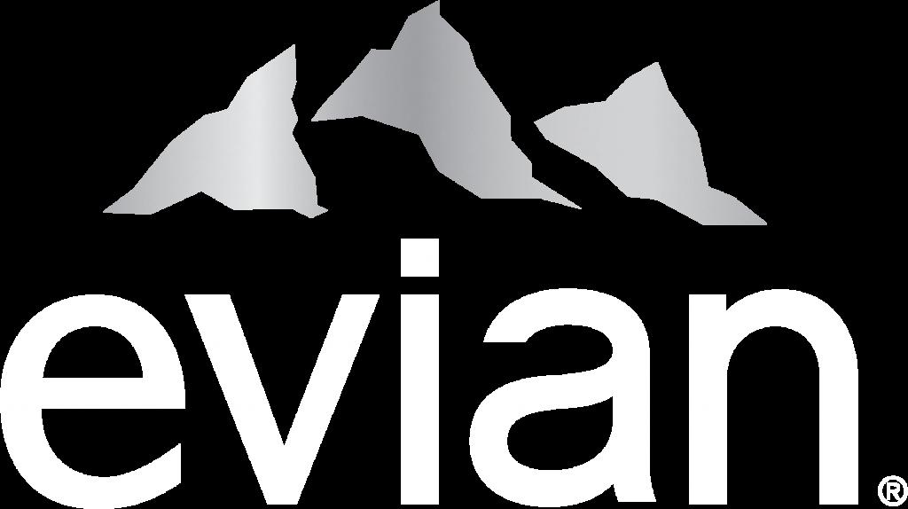 Evian Water Logo
